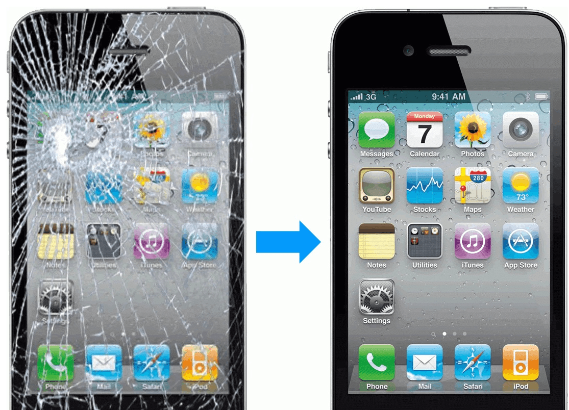 iphone repair tallahassee iphone screen repair fix broken glass computer repair 12228
