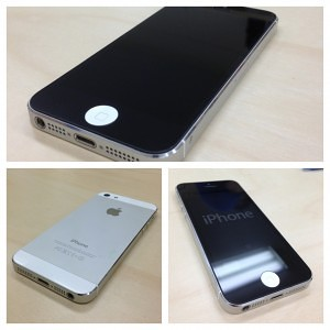 iPhone 5 two tone