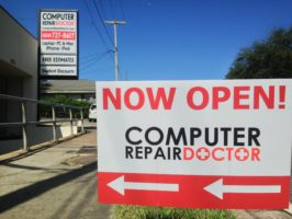 Computer Repair Doctor Now Open