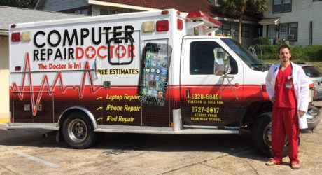 computer repair doctor ambulance