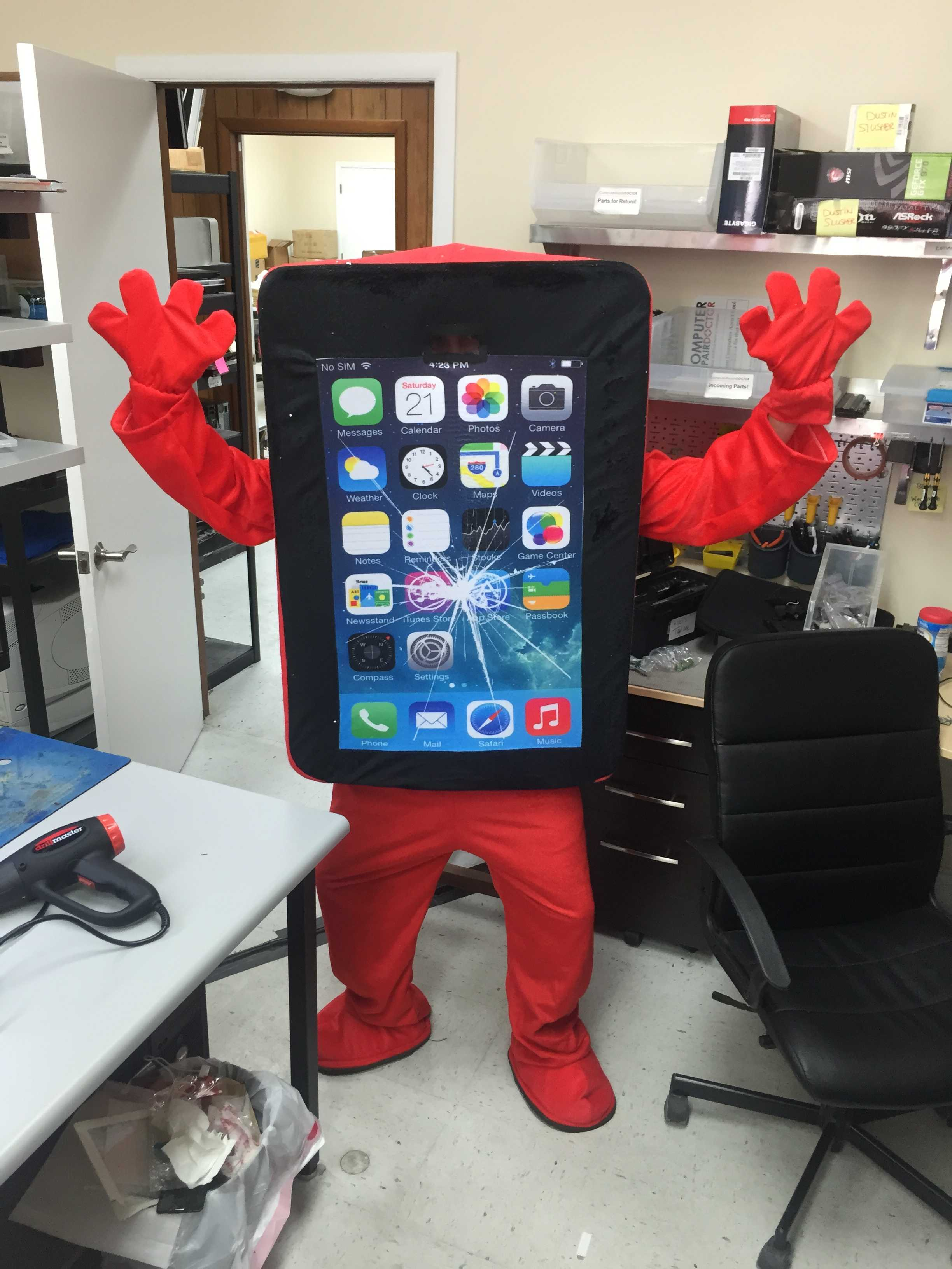 iphone repair doctor suit