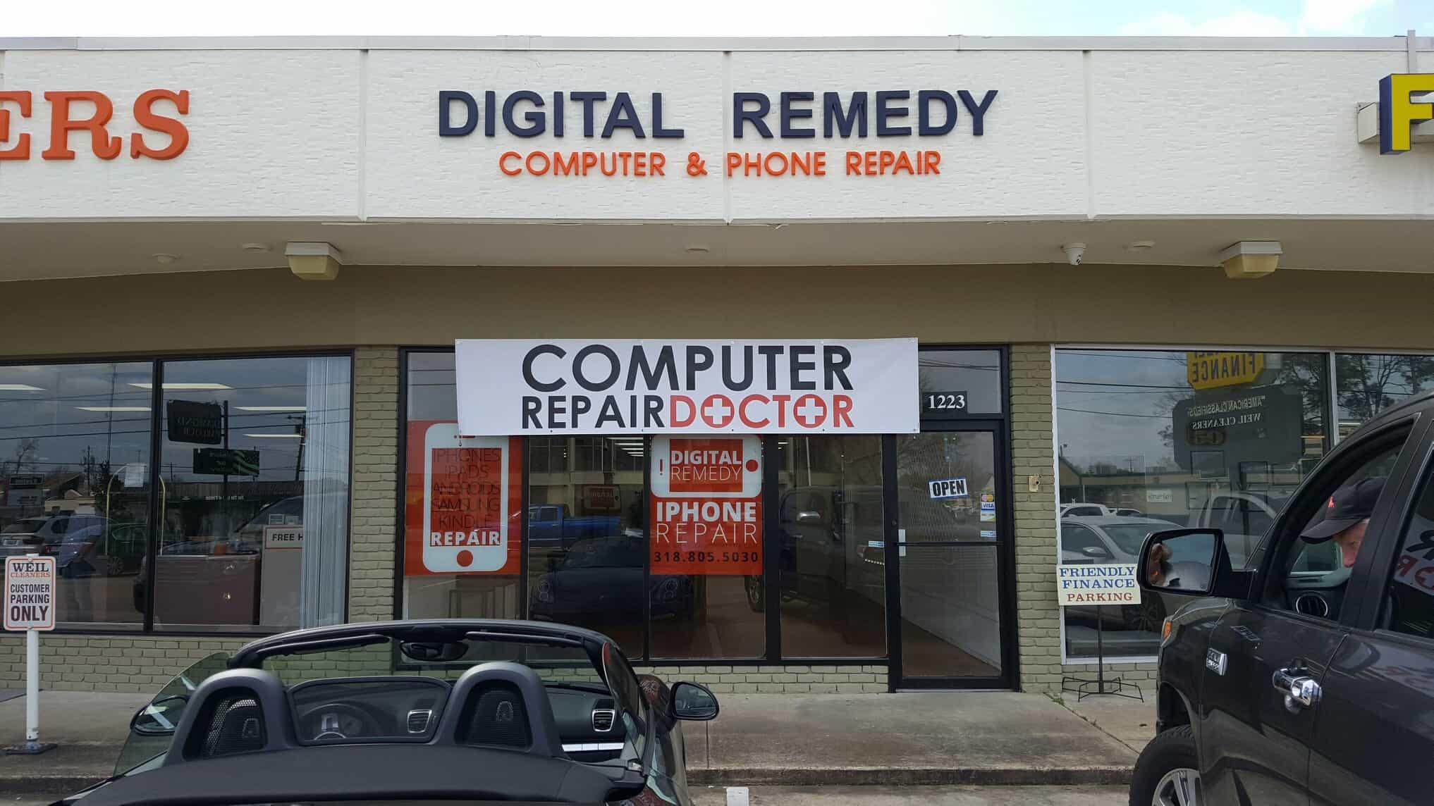 Computer Repair Doctor in Monroe, LA