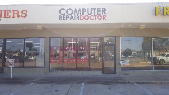 computer repair doctor in monroe