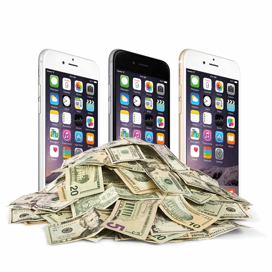 Sell Iphone For Money