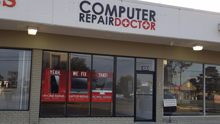 Computer Repair Doctor in Monroe, LA
