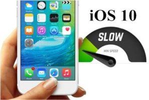 slow iphone