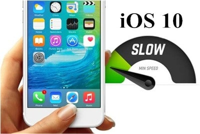 slow iphone