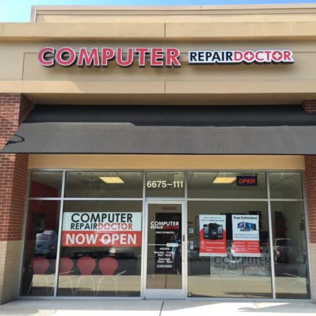 iPhone & Laptop Repair in Raleigh, NC | Computer Repair Doctor