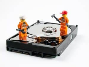 Internal Hard Drive Replacement